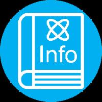 Reading Information Strand Icon