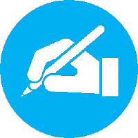 ELA Writing Strand Logo