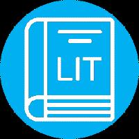 ELA Reading Literature Logo
