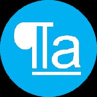 ELA Language Conventions Logo