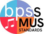 music standards logo
