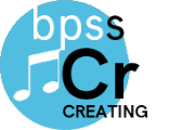 BPSS- creating music logo
