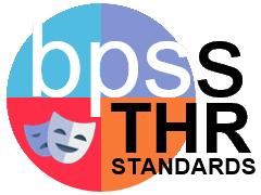 theatre arts standards logo