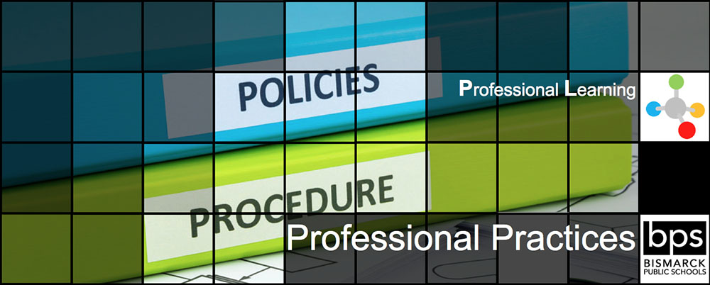 policies and procedures graphic