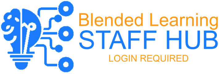 Blended Learning Staff Hub